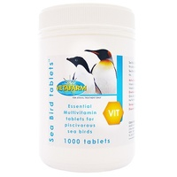 Sea Bird Tablets 1000 tablets