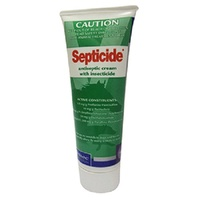 Septicide Antiseptic Cream with Insecticide 100g
