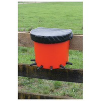 Calf Feeder- Rail Bucket 6-Place