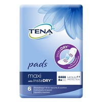 TENA PADS MAXI WITH INSTADRY