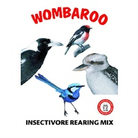 Wombaroo Insectivore Rearing