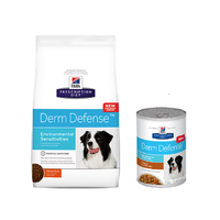 Hill's Prescription Diet Derm Defense Canine