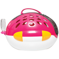 Pet Travel Capsule Pink
