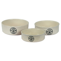 Pet Bowl Ceramic Dog 500ml