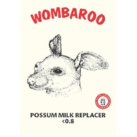 Wombaroo Possum Milk