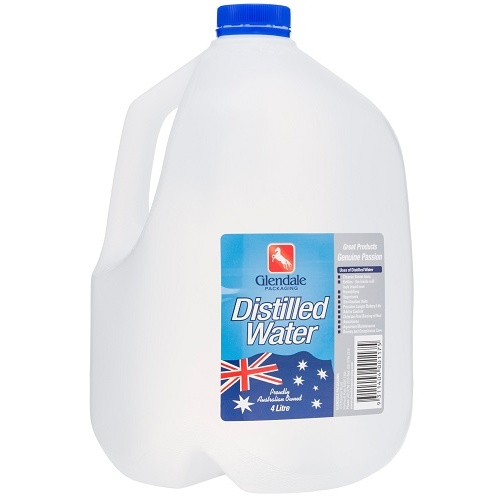 Glendale distilled water for Distilled water for fish