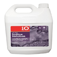 iO Antiseptic Iodine Solution 5ltrs