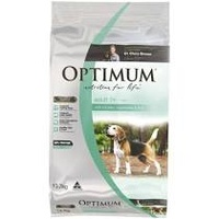 Optimum Dog Adt 7+ Ckn Veg Rice 13.5kg
