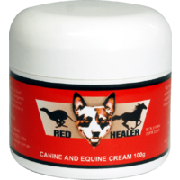 Red Healer Canine And Equine Cream