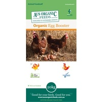 Aus Organic Feeds Chicken Egg Booster Mash 20kg