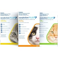 Revolution Plus For Cat