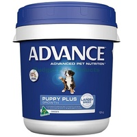Advance Dry Puppy Plus Growth For Large Breed Dogs Chicken Barrel 12kg