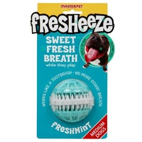 Fresheeze Rotating Dental Ball Med