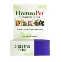 Homeopet Digestive Plus 15ml Dog Cat Puppy Rabbit Bird Digestion Supplement Drop (out of stock )