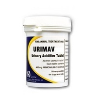 Urimav Urinary Acidifier Tablets 400mg