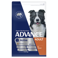 Advance Adult Active Dry Dog Food Chicken