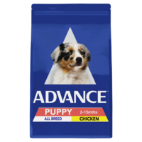 Advance Puppy Growth All Breed Dry Dog Food Chicken