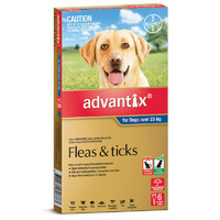 Advantix for Extra Large Dogs over 25kg