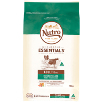 NUTRO DOG ADULT LAMB RICE VEG 15KG