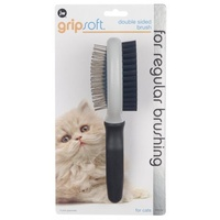 Gripsoft Double Sided Brush Cats