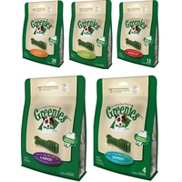 Greenies For Dogs Dental Treats