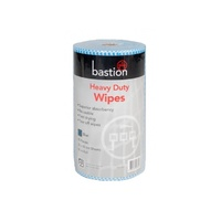 Bastion Heavy Duty Wipes roll 45m 30x50cm