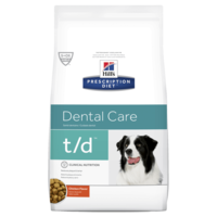 Hills Prescription Diet Canine t/d