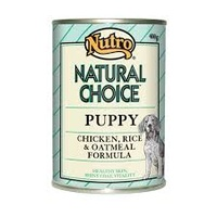 NUTRO PUPPY CHICK RICE 400G X 12