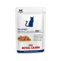 Royal Canin Feline Neutered Weight Balance 12x 100g Wet