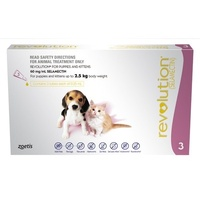 Revolution for Puppies & Kittens 0-2.5kg