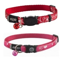 Rogz Fancycat Safelock Cat Collar