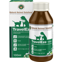 Natural Animal Solution TravelEze 100ml