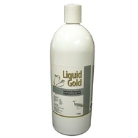 Liquid Gold Calcium & Vitamin D3 Supplement for Birds 1L
