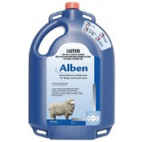 ALBEN BROAD SPECTRUM DRENCH FOR SHEEP, LAMBS AND GOATS  (ALBENDAZOLE)