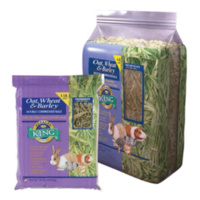 ALFALFA KING OAT, WHEAT & BARLEY 16oz (454g)